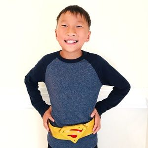 Rubies Superman Light Up Belt Halloween Costume